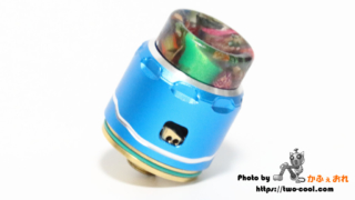 ASMODUS C4 RDA Single deck 810DT