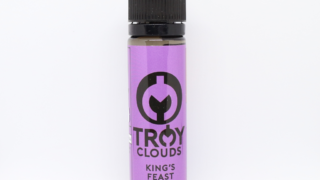 TROY CLOUDS KING'S FEAST