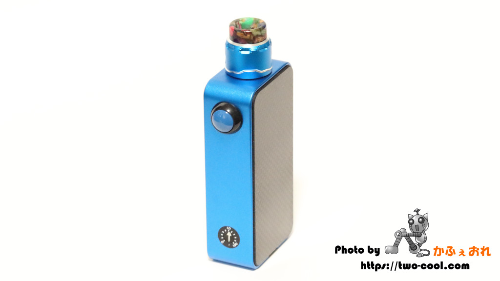 Craving Vapor Hex Ohm 3.0 & ASMODUS C4 RDA Single deck 810DT